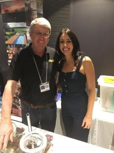 Bunnyconellen Olives featured at the Mediterranean Diet Expo